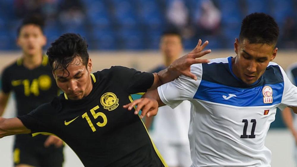 Lịch bóng đá ASIAD 2018 hôm nay 17-8: Malaysia đại chiến Hàn Quốc